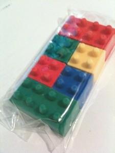 LEGOみたいな消しゴム